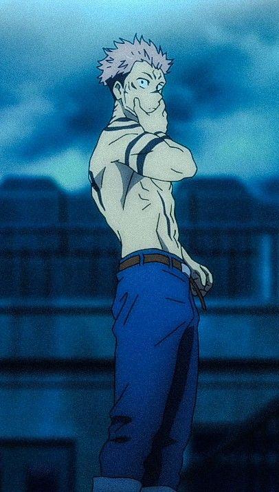 Sukuna Ryōmen Itadori Yuji Jujutsu Anime Boyfriend Anime Films
