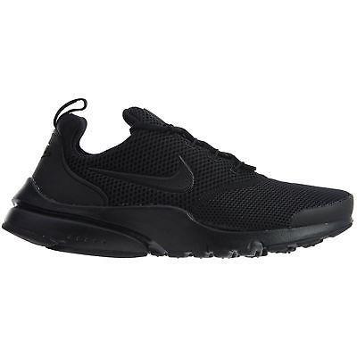 Nike Presto Fly Grade School Black