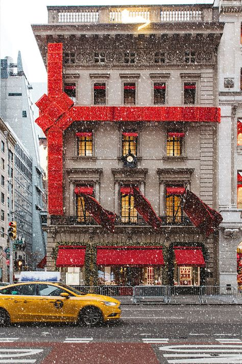 Weihnachten in New York – schneit – Bronwyn Townsend – New York City Christmas Feeling, Cozy Christmas, Christmas Trees, Christmas Cookies, Christmas Crafts, Christmas Decorations, Central Park, New York Noel, New Year New York