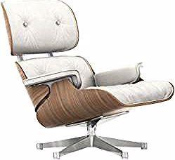 Vitra Lounge Sessel Xl Braun Designer Charles Ray Eames