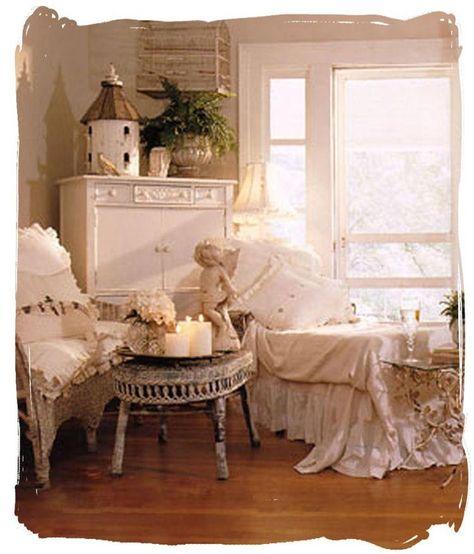 44 Trendy House Beautiful Magazine Bedrooms Shabby Chic