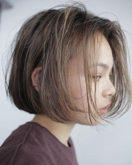 ボブ 髪の量が多い人におすすめヘアスタイル 髪型 Lala Magazine