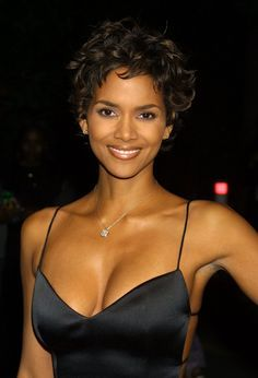 Halle Berry is the one of the best actress that can rock short haircuts easily. we'll present you 20 Best Halle Berry Short Curly Hair that prove that statement