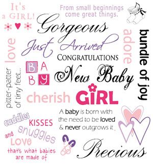 List Of Pinterest Congratulations Quotes Baby Girl Births Images