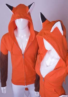 Buy Dual Fox Hoodies at Wish - Shopping Made Fun