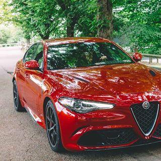 A Future Classic For Car Vintage Alfa Romeo Giulia Quadrifoglio V6 Bi Turbo 510 Cv 2016 Alfa Romeo Giulia Quadrifoglio Alfa Romeo Giulia Alfa Romeo