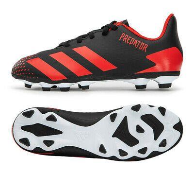 Adidas Predator 20 4 Fxg Junior Ef1931 Kids Soccer Shoes Football Boots Cleats Ebay In 2020 Kids Soccer Shoes Football Boots Kid Shoes