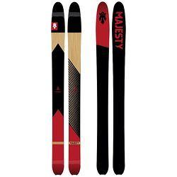 Narty Destroyer Carbon Kevlar Freeride Majesty Freeride Skiing Kevlar