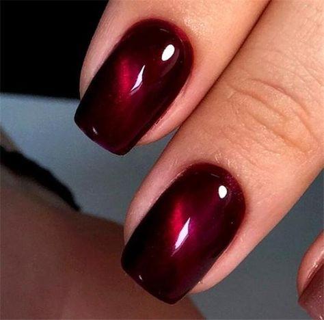 Cat Eye Nail Polish 3D Magnetic Glitter Varnish Magnet Nail Art Lacque — OSTTY
