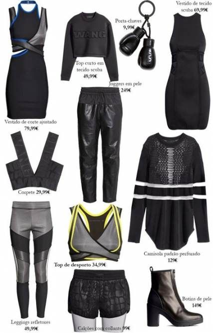 58  ideas sport clothes fashion alexander wang