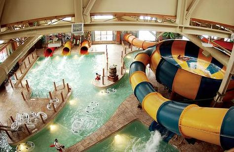 Your kids will have no shortage of things to do at our Ohio water park. From Fort Mackenzie to Coyote Cannon, Great Wolf Lodge is the place to go for family-fun in Ohio. Discover all the exciting water slides, activities and more at Great Wolf Lodge Mason