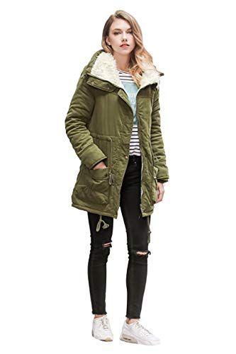 75c0c6f8f56 ACE SHOCK Winter Coats for Women