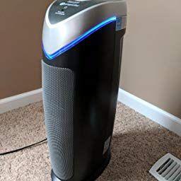 Amazon Com Customer Reviews Germguardian Ac4825 22 3 In 1 Full Room Air Purifier True Hepa Filter Uvc Sani Hepa Filter Air Purifier Pet Dander Hepa Filter