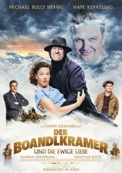 Der Boandlkramer Und Die Ewige Liebe Cityguide In 2021 Filme Gute Filme Komodie Filme