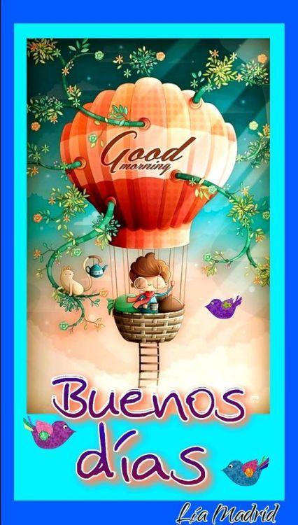Video Whatsapp Imagenes Y Videos Graciosos Para Compartir Painting Good Morning Buenos Dias