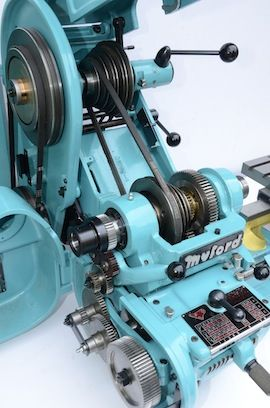 Industrial Metal Lathe Machines Lathe Machines For Sale >> Covers View Big Bore Spindle Myford Super 7 7b Lathe For Sale