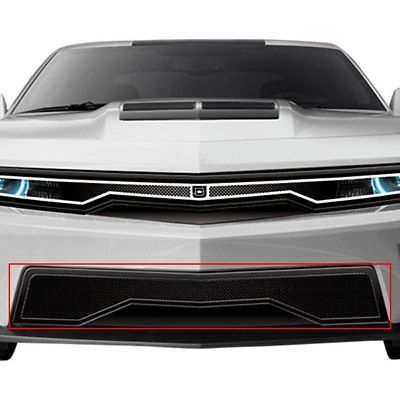 Details About For Chevy Camaro 10 13 Bumper Grille 1 Pc Predator