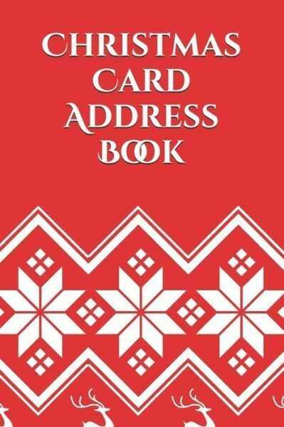 10 Top Image Waterstones Christmas Card Address Book Addressing Christmas Cards Christmas Card Address Book Christmas Cards