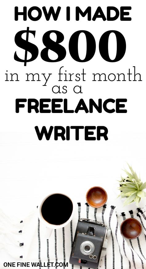 Becoming a Freelance Writer in 8 Steps
