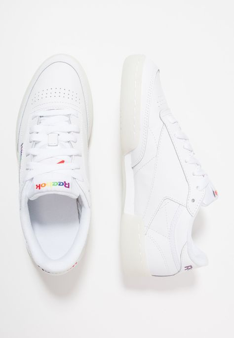 CLUB C 85 Baskets basses whiterainbow | Sneakers