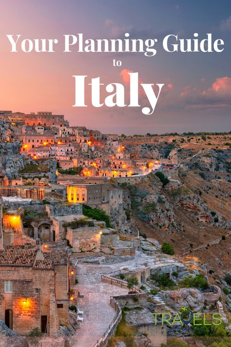Your Planning Guide to Italy