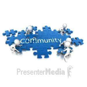 Id 6968 Puzzle Pieces Community Teamwork Presentation Clipart Puzzle Pieces Clip Art Shape Games