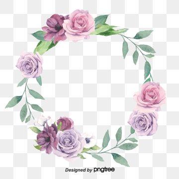 Belas Fronteiras De Flores Flor De Fronteiras Flores Pintadas Flores Png Imagem Para Download Gratuito Graphic Design Background Templates Free Graphic Design Flower Frame
