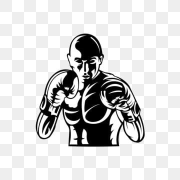 Inspiration Boxing Logo Professional Boxer Gloves Power Clipart Logo Icons Professional Icons Png And Vector With Transparent Background For Free Download Leaf Logo Human Vector Sport Illustration