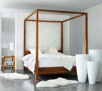 9 best Chambre adulte images on Pinterest | Canopies, Canopy beds ...