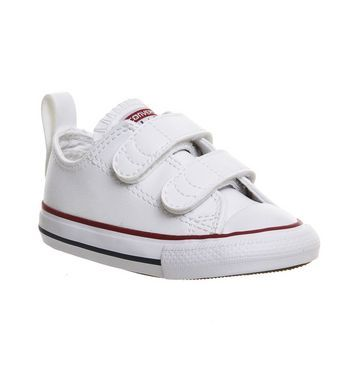 Converse All Star 2vlace OPTICAL WHITE