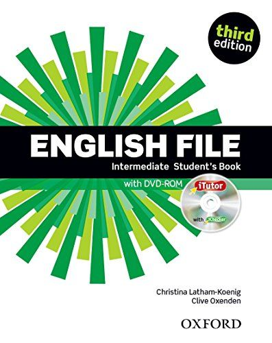 Download Free English File Third Edition Intermediate Student S Book With Itutor The Best English File English Book Books Online