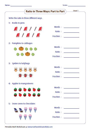 Simple Ratio Worksheets In 2020 Ratio And Proportion Worksheet Proportions Worksheet Ratios And Proportions