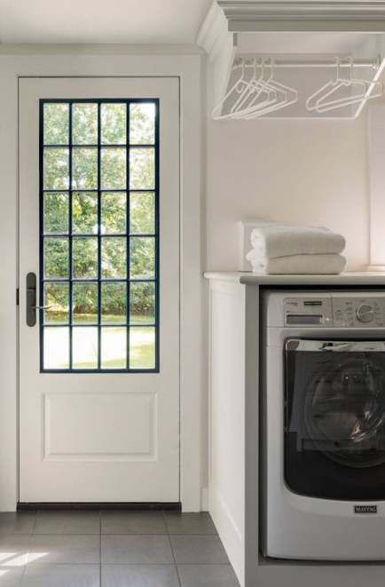 Back Door Ideas 49 Ideas For 2019 Door Vintage Laundry Room