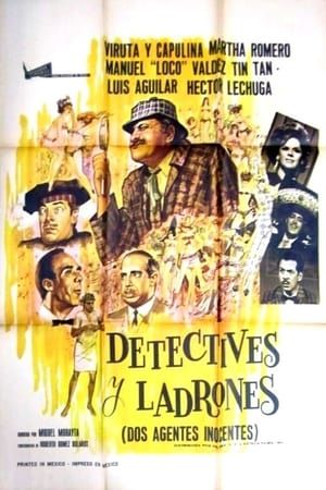 Detectives Y Ladrones 1967 Tt0282438 Mex Detective Ladron Cine