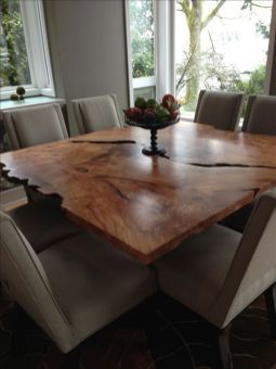 Amazing Ideas Of Liveedge Dining Tables With More Inspiration To