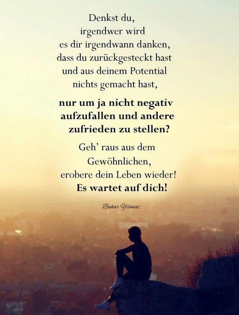 Spruch - Leben -