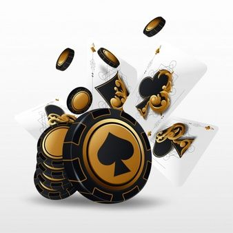 Playing Cards And Poker Chips Fly Casino Concept On White Background Poker Casino Illustration In 2021 Poker Chips Poker Casino