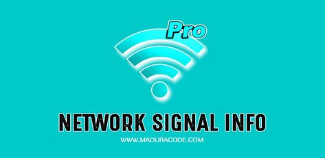 Network Signal Info Pro – Counterterrorism Technology