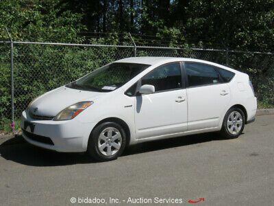 2008 Toyota Prius 2008 Toyota Prius Sedan Hybrid Technology A T