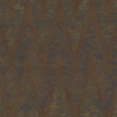 "York Wallcoverings Urban Retreat 27' x 27"" Chaparel Wallpaper Color:"
