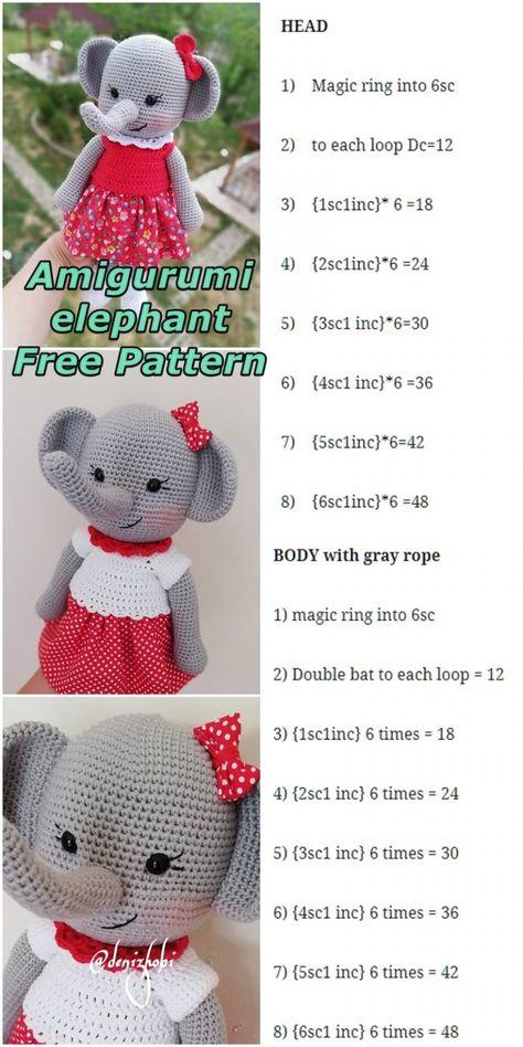 Pin su Amigurumi | 948x474