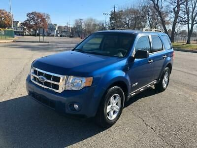 Ebay Advertisement 2008 Ford Escape 4wd 4dr I4 Cvt Hybrid 2008