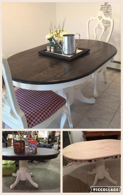 29 Trendy Kitchen Table Oval Farmhouse In 2020 Dining Table