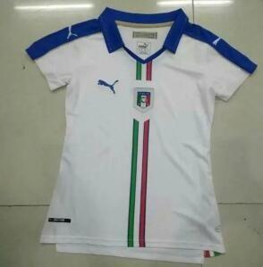 Camiseta Eurocopa 2016 Italia 2ª Mujer