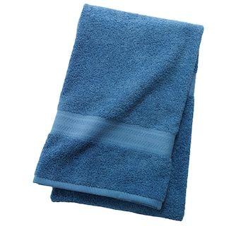 The Big One Solid Bath Towel Bath Towels Towel Green Towels