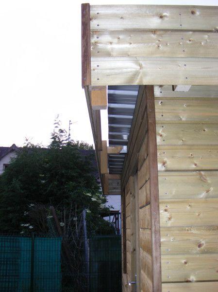 construction maison ossature bois extension bois Pinterest - extension maison bois 20m2