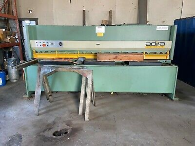 Sponsored Ebay Adira 10ft Hydraulic Shear In 2020 Hydraulic Shear Metal Working Tools Hydraulic