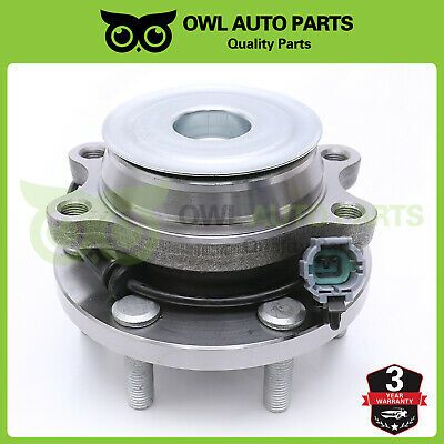 New Front Wheel Hub And Bearing Assembly fits Nissan Truck Suzuki Truck 2WD