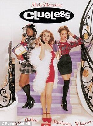 Clueless- I don't usually like a lot of the silly teen type movies, but I did enjoy this one.