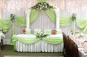 Image Result For Oformlenie Sceny Tkanyu I Cvetami Wedding Stage